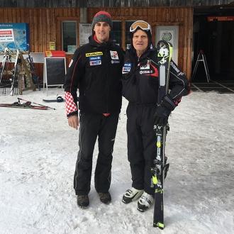 Ante Kostelić, skijaški trener