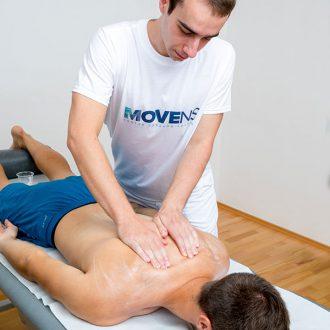Fizikalna terapija - medicinska masaža
